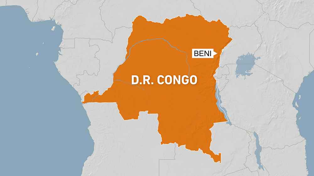 DR Congo army says lost two soldiers, killed 14 ADF fighters thumbnail