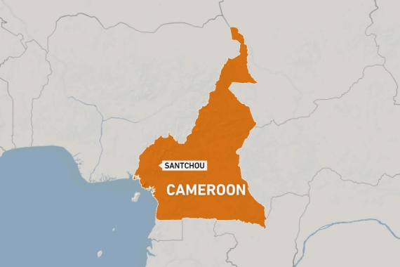Dozens killed in bus crash in western Cameroon