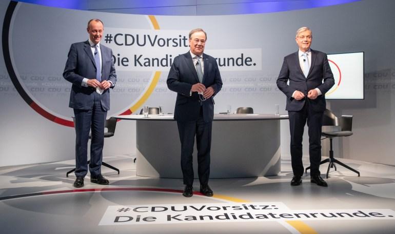 CDU leadership vote: German party eyes post-Merkel future