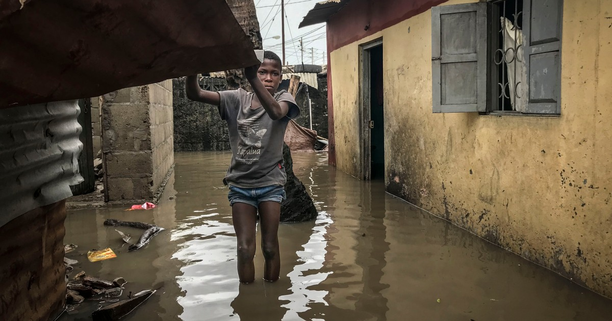 Cyclone Eloise affected 250,000 people in Mozambique, says UN - aljazeera