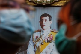 Thailand protests: How much is the king worth?