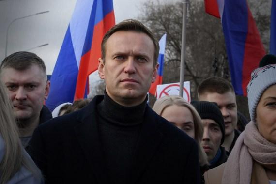 Viral videos, nationwide protests: Putin's Navalny problem