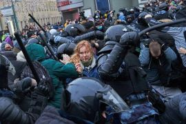 Will protests against President Putin gain momentum in Russia?