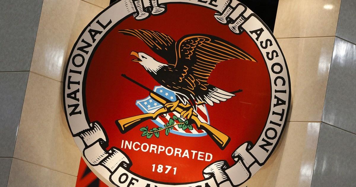 Smoking gun: US National Rifle Association files for bankruptcy thumbnail