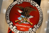 The NRA has been slammed with complaints over its lavish spending and internal battles and is the subject of a lawsuit by New York Attorney General Letitia James [File: Aaron M Sprecher/Bloomberg]