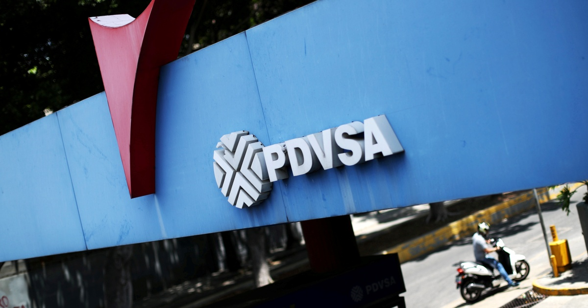 Trump administration imposes Venezuelan oil-related sanctions