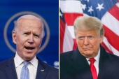 Joe Biden succeeds Donald Trump as president of the United States [Reuters]
