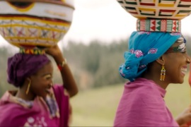 The Milkmaid is Nigeria's official entry for the 2021 Oscars' best foreign feature film category [YouTube/The Milkmaid/screenshot]