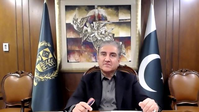 Pakistan mengatakan 'tanggung jawab atas India' untuk memulai kembali dialog thumbnail