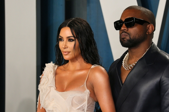 Kim Kardashian, who made her name in the reality TV series Keeping Up with the Kardashians, married Kanye West in May 2014 [File: Jean-Baptiste Lacroix/AFP]