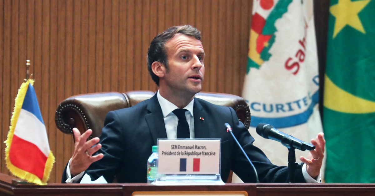 2021-02-14 15:58:11 | Ahead of Sahel summit, where do France and G5 countries stand? | Emmanuel Macron News
