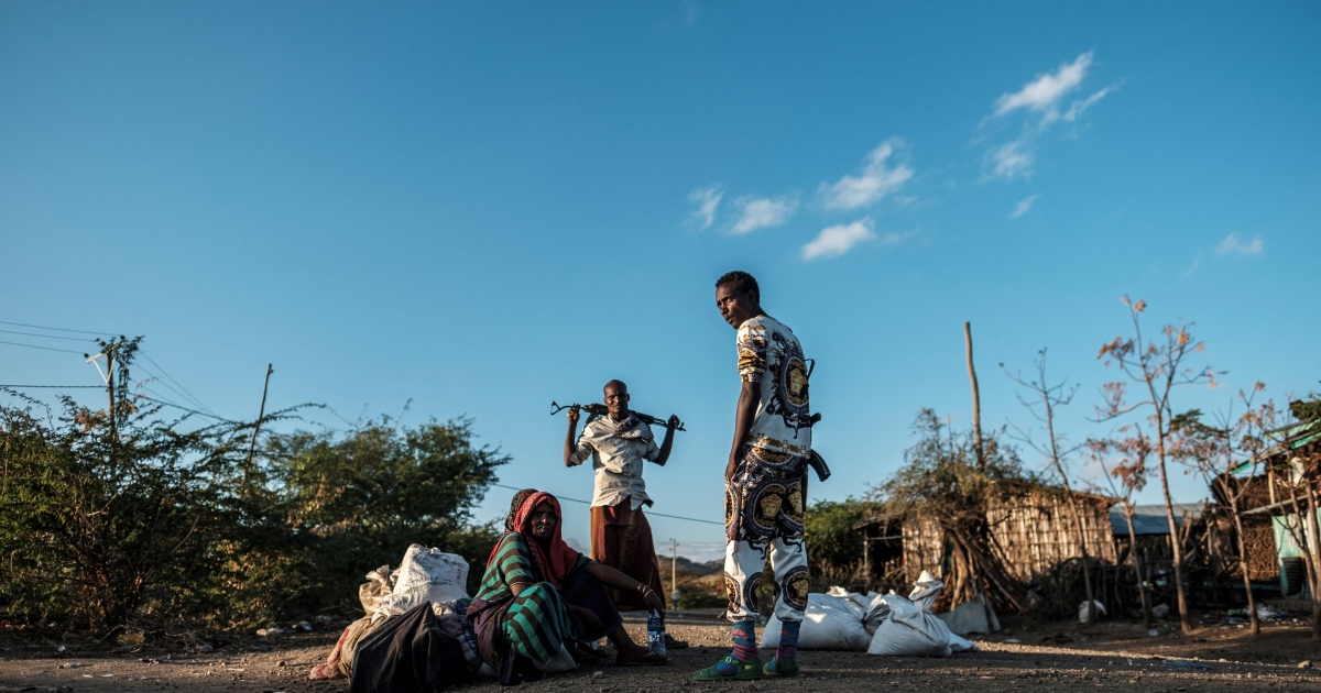 'Indiscriminate' shelling killed many civilians in Tigray: HRW