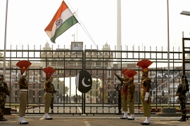 The next step in the process, an official said, involves the reinstatement of envoys in New Delhi and Islamabad [File: Narinder Nanu/AFP]