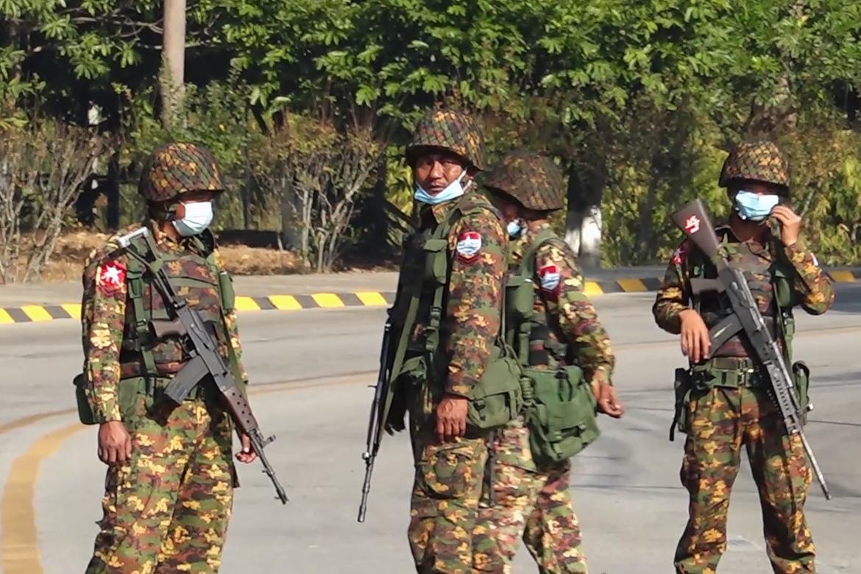 In Pictures: Myanmar military seizes power | Gallery News | Al Jazeera