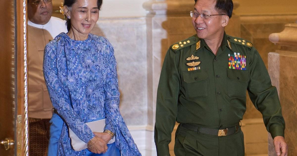 2021-02-02 12:16:34 | 'Don't feel sorry for Suu Kyi': Rohingya refugees on Myanmar coup | Politics News
