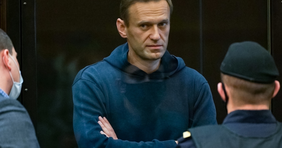 www.aljazeera.com: Amnesty strips Navalny of 'prisoner of conscience' status