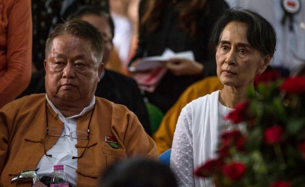 Suu Kyi aide arrested as Parliament members hold symbolic meeting - Al Jazeera English