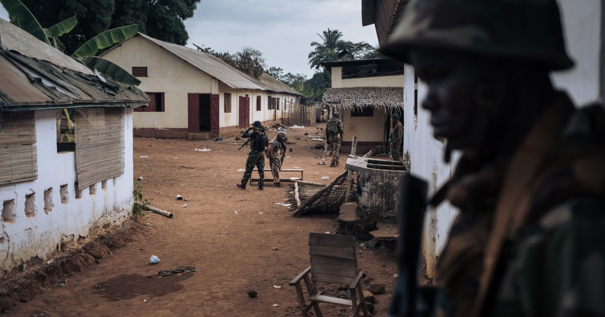 At least 14 killed at religious site in CAR: Amnesty | Conflict News