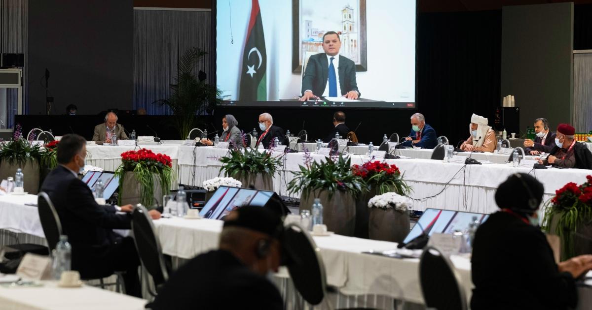 2021-02-06 18:31:34 | Abdul Hamid Dbeibah: Who is Libya's new prime minister? | Libya News