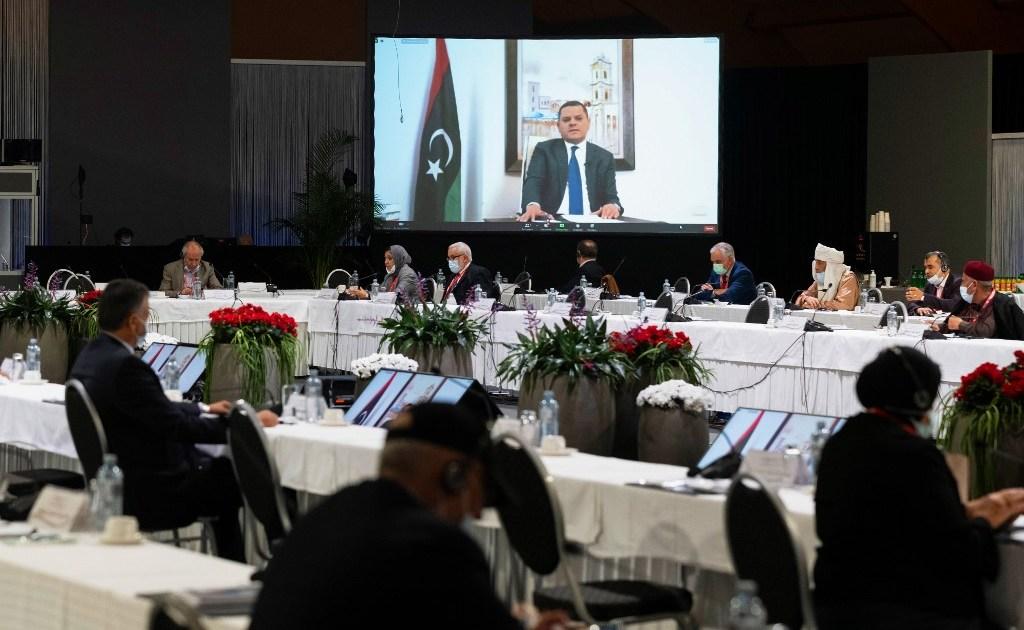 PM Libya yang unik untuk mengungkap otoritas transisi thumbnail