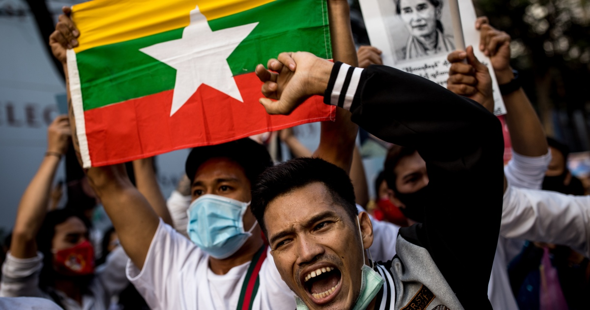 Ought to worldwide corporations pull investments out of Myanmar?