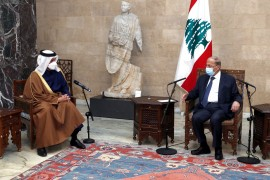 Lebanon's wrangling politicians' failure to agree on a new government has drawn rebukes from donors and warnings of 'a social catastrophe' from UN agencies [Dalati and Nohta/AFP]