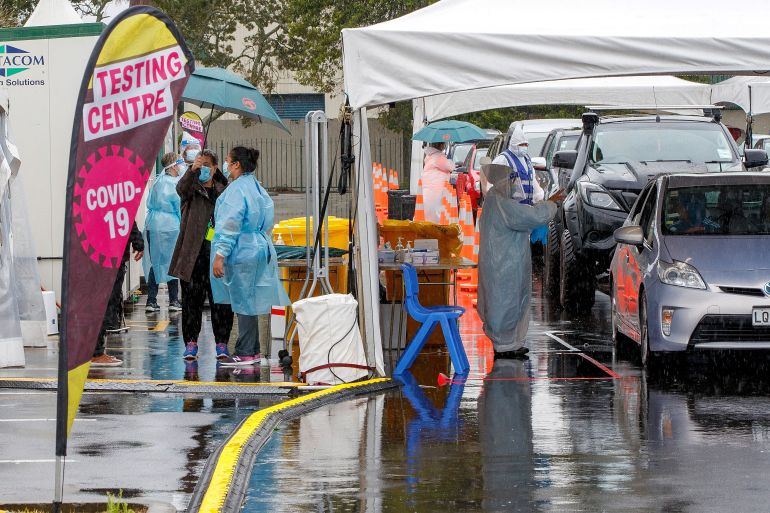 New Zealand Outbreak Involves Uk Variant Of Virus Ardern Coronavirus Pandemic News Al Jazeera