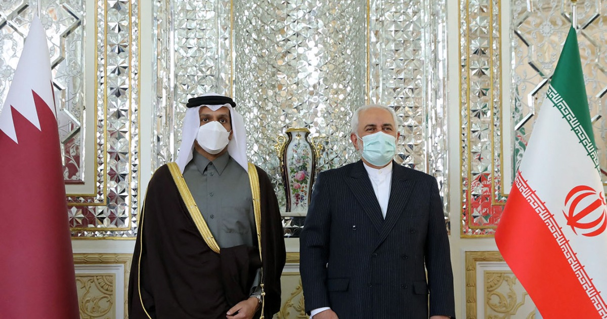 Iran and Qatar discuss region, nuclear deal in high-level talks
