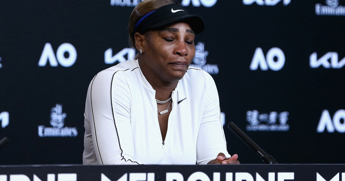 www.aljazeera.com: Australian Open: Williams leaves news conference in tears