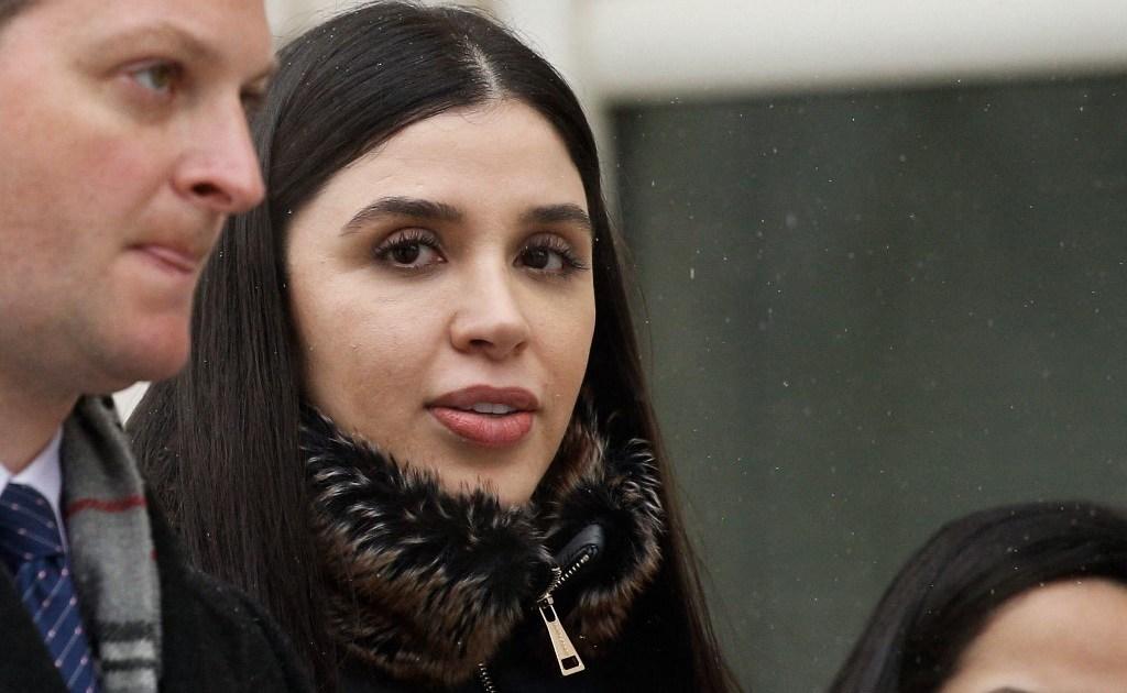 www.aljazeera.com: US detains wife of Mexican drug cartel chief El Chapo