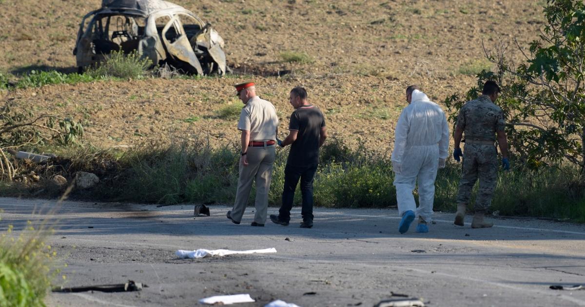 www.aljazeera.com: Malta: Three suspects arrested over 2017 killing of journalist