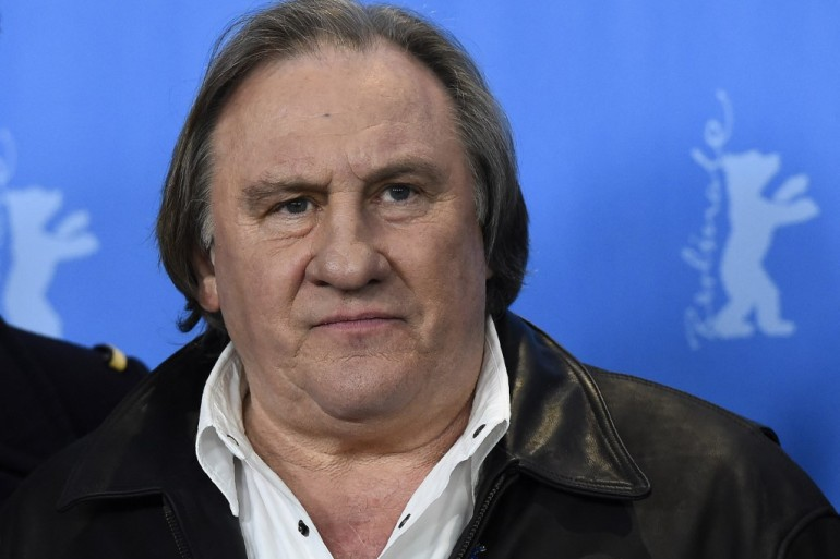 Depardieu is among France's most well-known and controversial stars [File: Tobias Schwarz/AFP]
