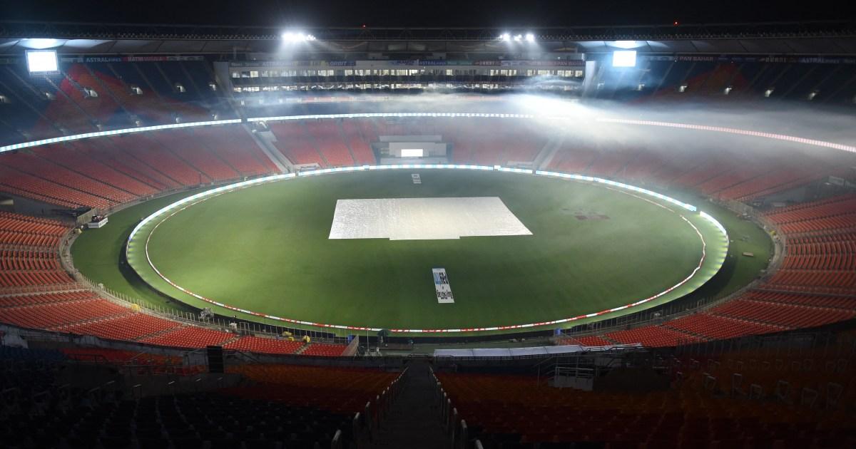 World's biggest cricket stadium renamed after India's Modi