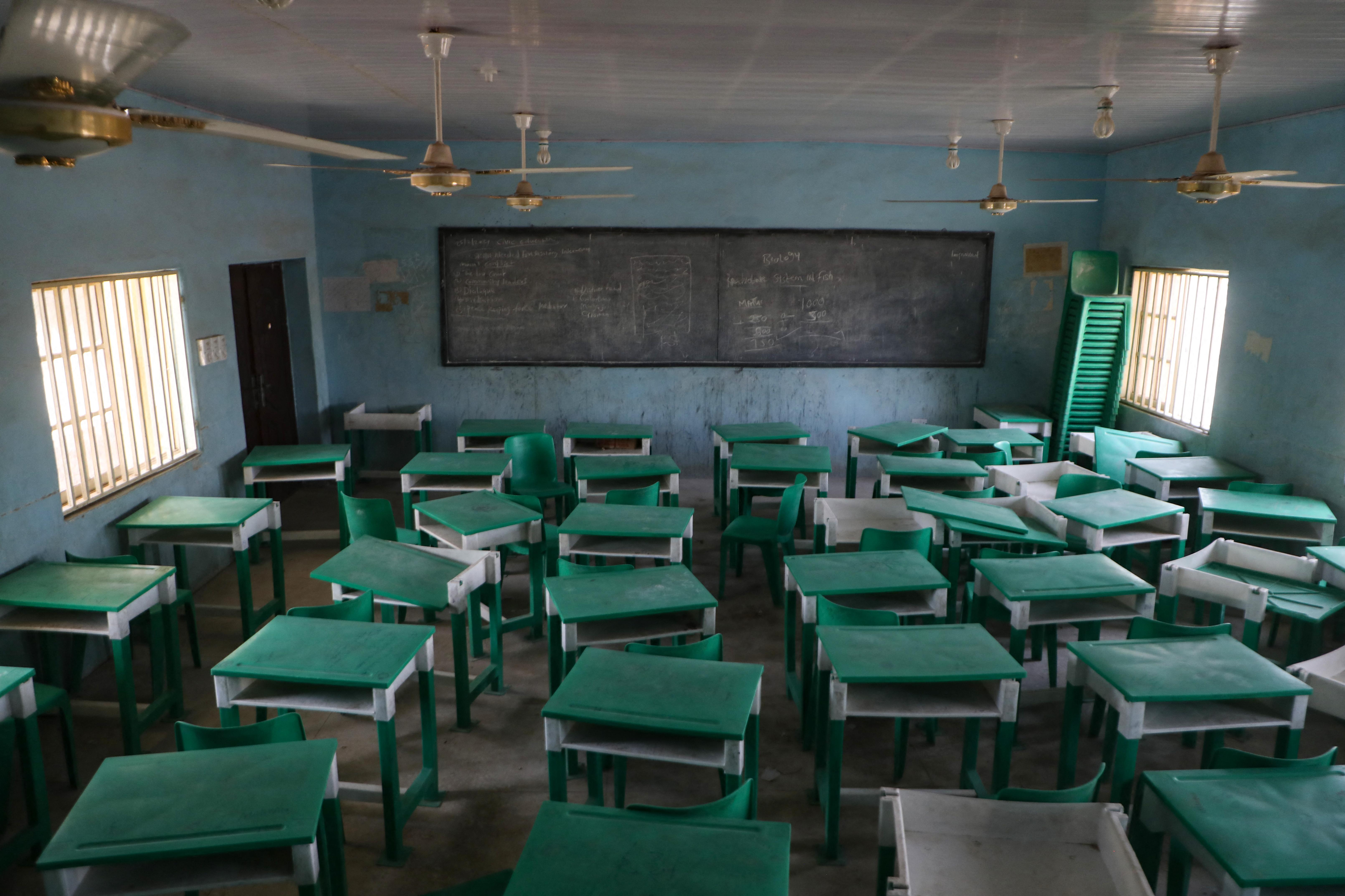 Gunmen abduct 30 students from school in northwest Nigeria