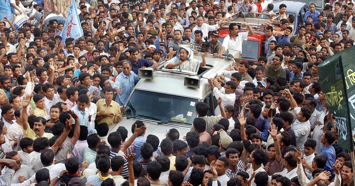 Bangladesh jails 50 for 2002 assault on PM Sheikh Hasina's convoy