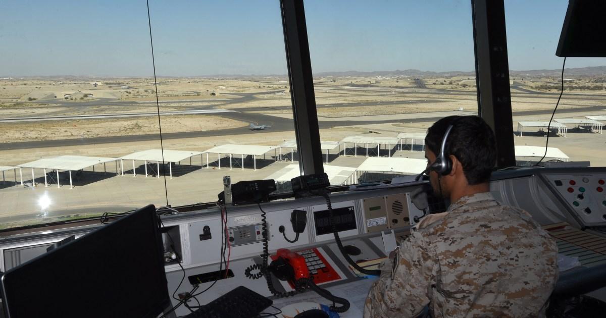 2021-02-11 09:53:29 | Saudi Arabia says Yemen Houthi drone intercepted after Abha hit | Houthis News