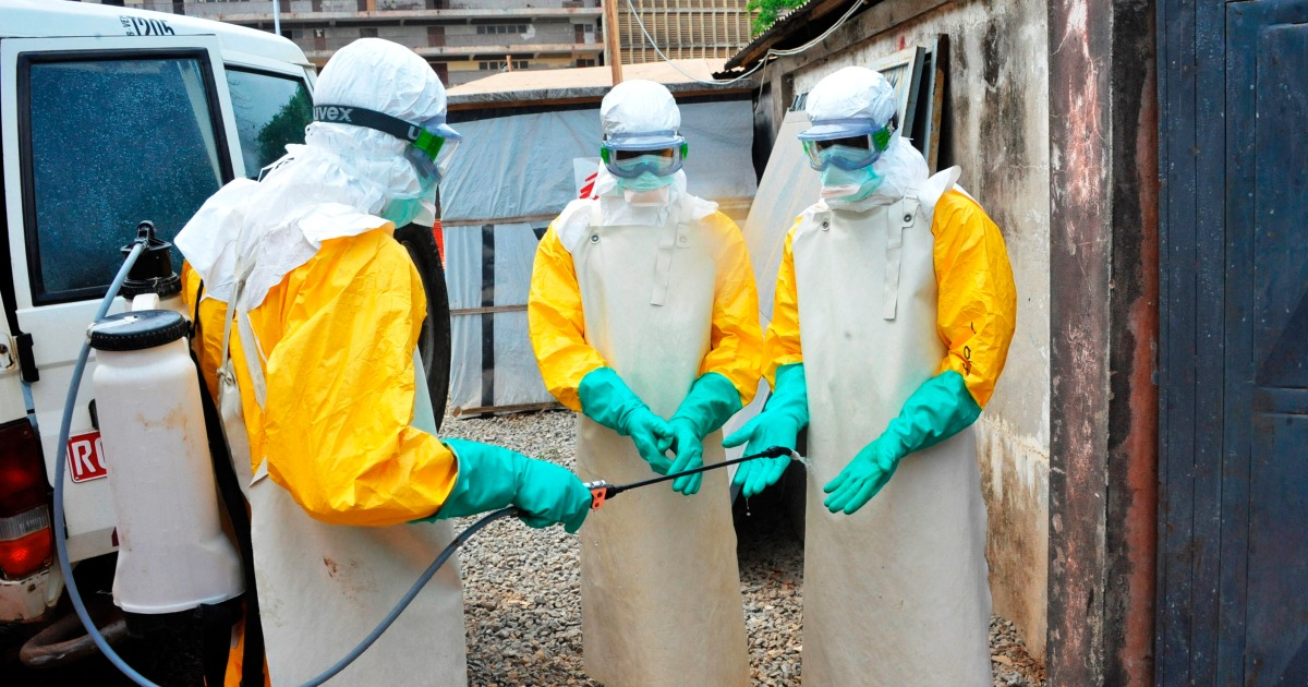 Guinea confirms first West African case of deadly Marburg virus