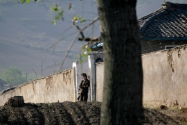 North Korea denies the existence of political prison camps [File: Jason Lee/Reuters]
