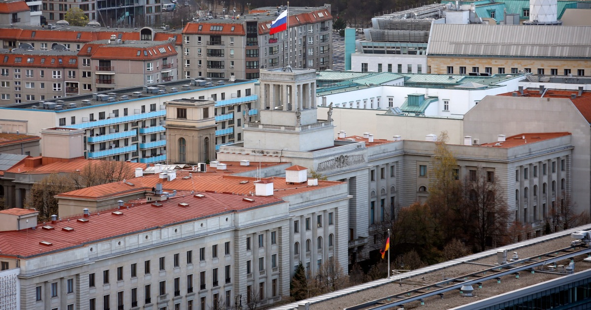 Germany, Poland, Sweden expel Russian diplomats in reciprocity