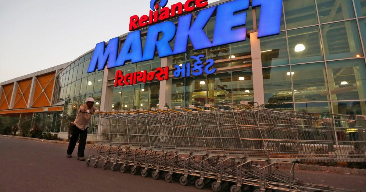 Top India court halt's tycoon Mukesh Ambani's retail deal: Report