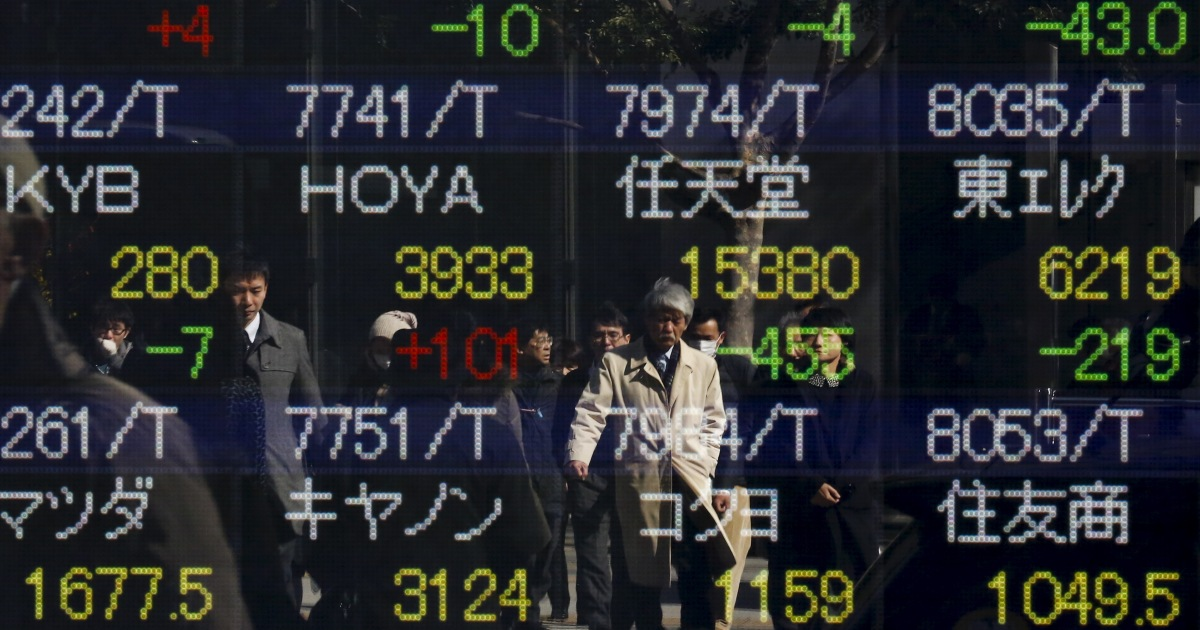 2021-02-16 05:04:17 | Stocks extend bull run on hopes of quick economic recovery | Energy News