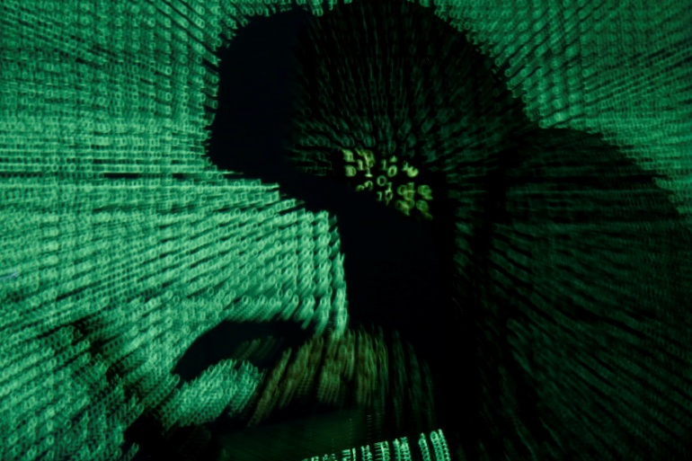 Companies, government agencies, hospitals and school systems are among the victims of ransomware groups, some of which US officials say have friendly relations with nation-states including North Korea and Russia [File: Kacper Pempel/Reuters]