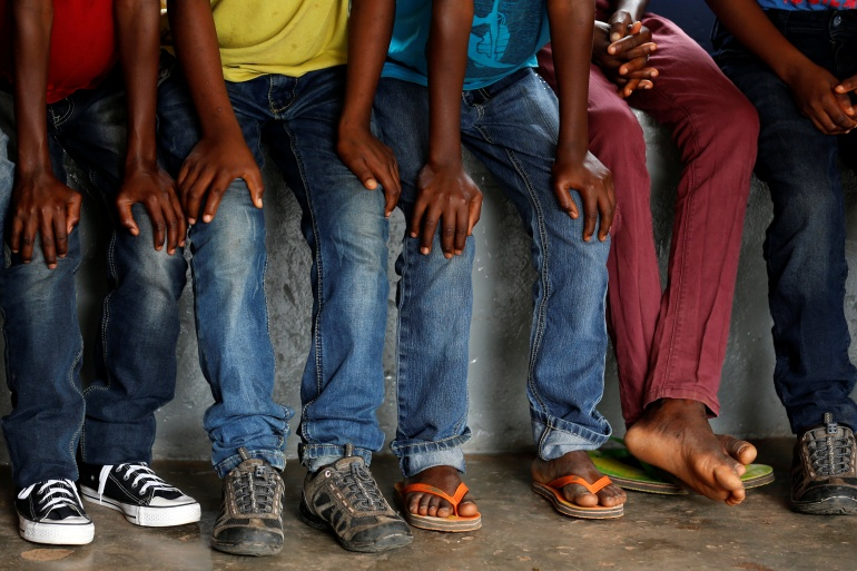 Children still forced to join armed groups in at least 14 countries, UN says [File: Reuters]