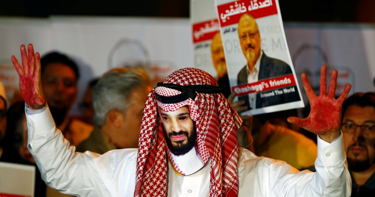 Khashoggi's homicide: It's time for accountability