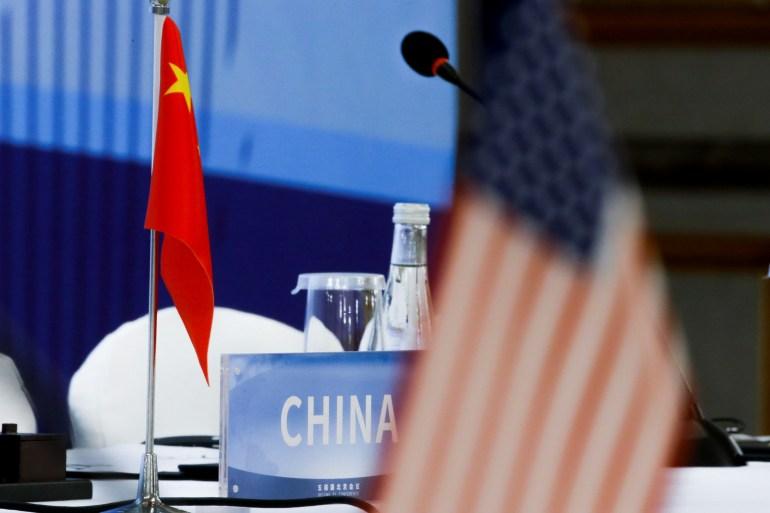 Seorang pejabat AS telah menyerukan upaya pengendalian senjata baru yang 'mencakup lebih banyak senjata, dan pada akhirnya lebih banyak negara' [File: Thomas Peter / Pool via Reuters]
