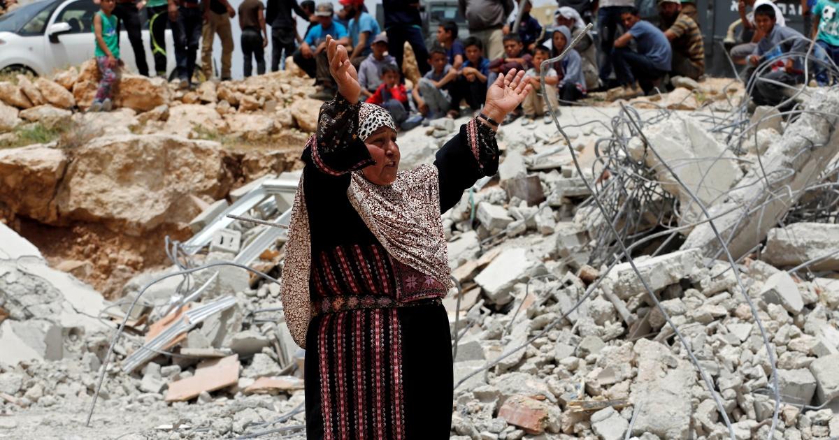 UN, European states name on Israel to halt demolitions