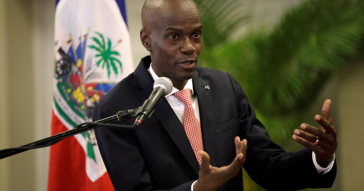 Haiti president says he's staying put amid dispute over time period