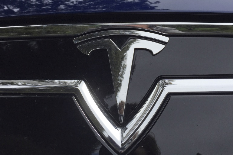 The National Highway Traffic Safety Administration (NHTSA) made the unusual recall request in a formal January 13 letter to Tesla, saying it had tentatively concluded the 2012-2018 Model S and 2016-2018 Model X vehicles pose a safety issue [File: Alexandria Sage/Reuters]