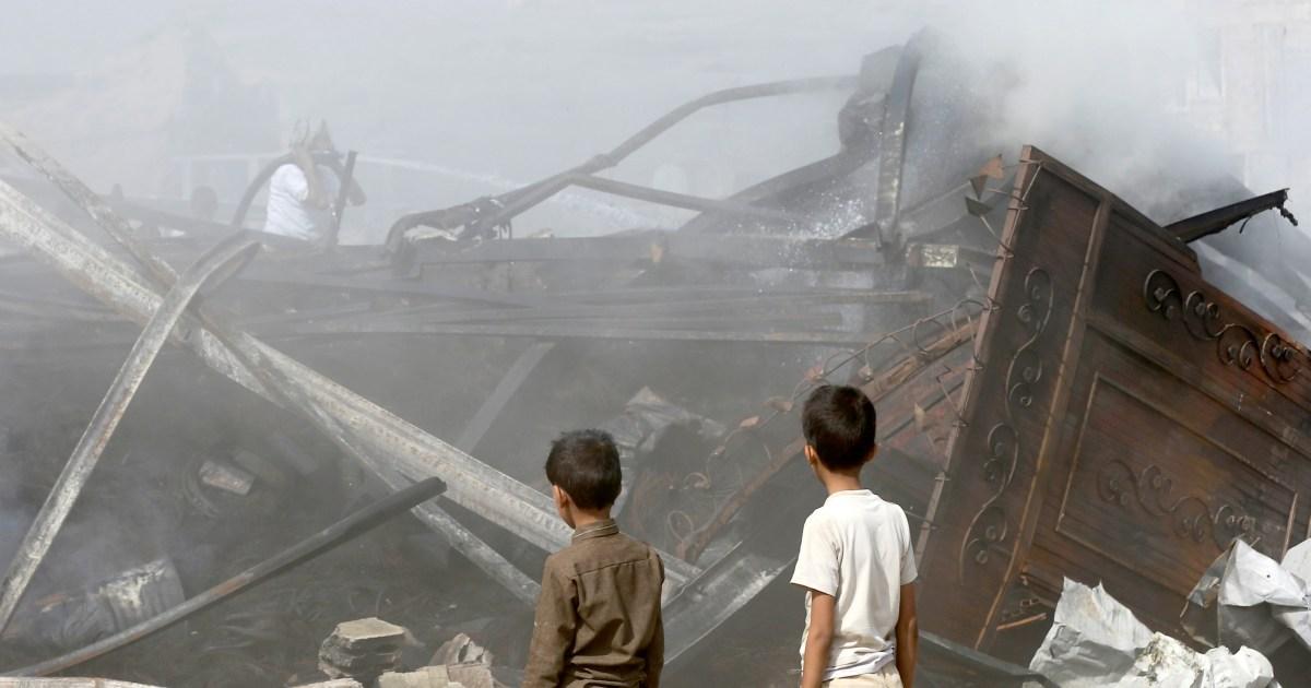 AS mengakhiri bantuan kepada pasukan pimpinan Saudi di Yaman, namun pertanyaan tetap ada thumbnail