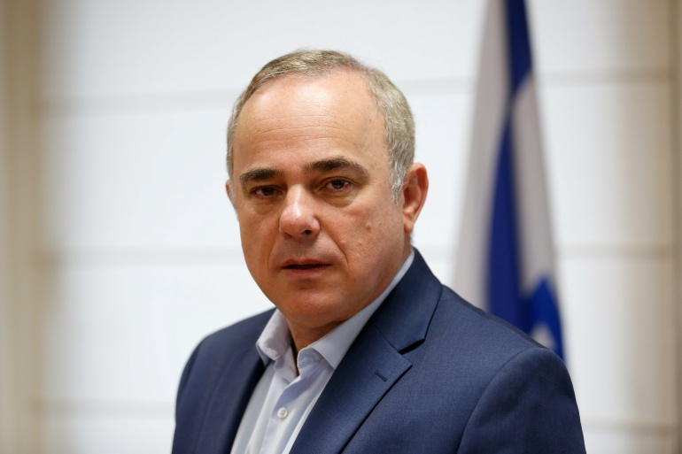 Steinitz says the Trump administration 'seriously damaged Iran's nuclear project' [File: Reuters]
